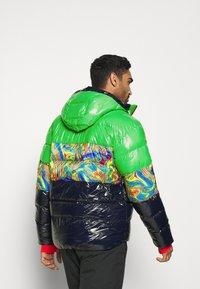 Icepeak - COMBINE - Ski jacket - green - 2