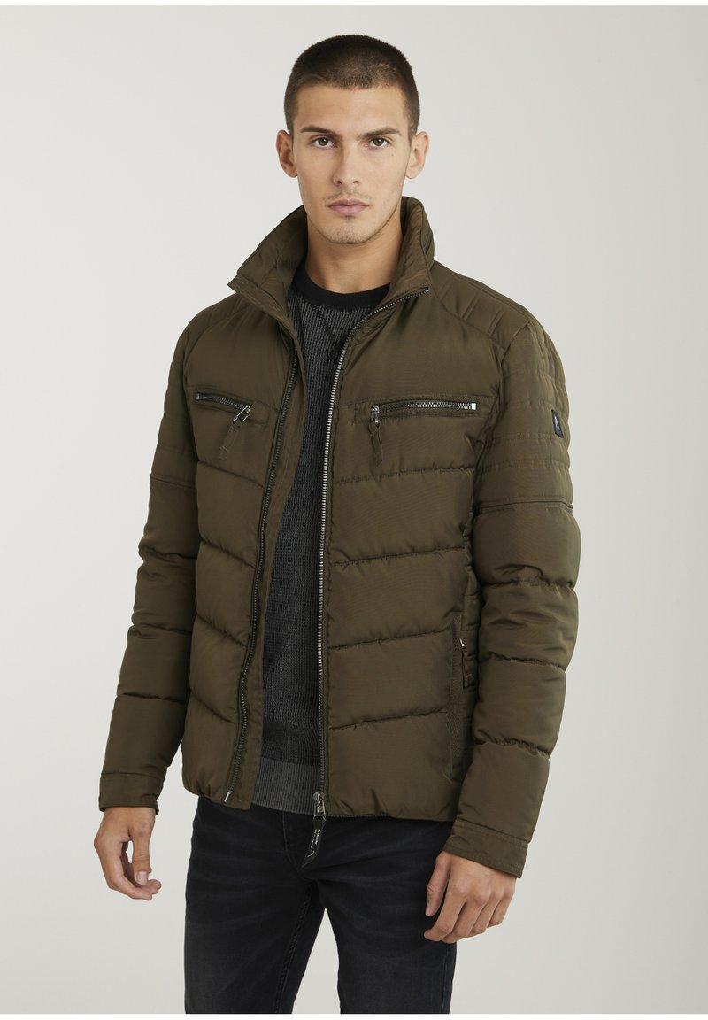 CHASIN' - Winter jacket - green