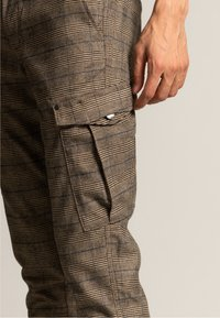 Gabba - PISA IVY  - Cargo trousers - brown - 3