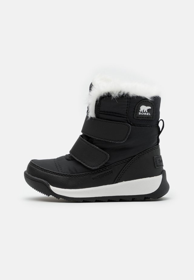 CHILDRENS WHITNEY II STARS - Snowboot/Winterstiefel - black