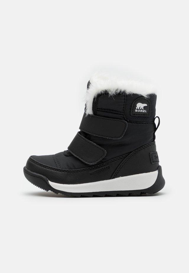 CHILDRENS WHITNEY II STARS - Zimní obuv - black
