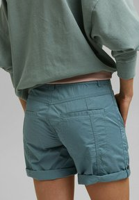 Esprit - Shorts - grey blue - 4