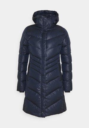 KIARA2-D - Kabát zprachového peří - dark blue