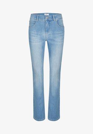 LENI - Bootcut jeans - hellblau