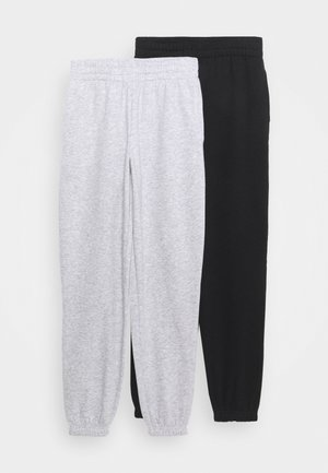 Tracksuit bottoms - grey pattern