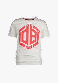 Vingino - HALLIS - Print T-shirt - real white - 0
