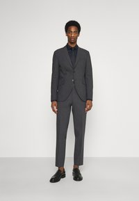 Selected Homme - SLHMATTHEW  - Completo - dark grey/structure - 1