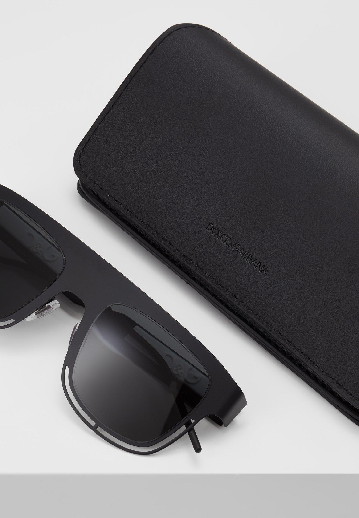 DolceGabbana Sonnenbrille - matte black/schwarz - Herrenaccessoires JMpXw