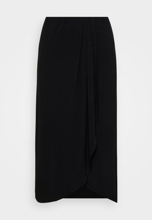 PCNEORA SKIRT - Pencil skirt - black