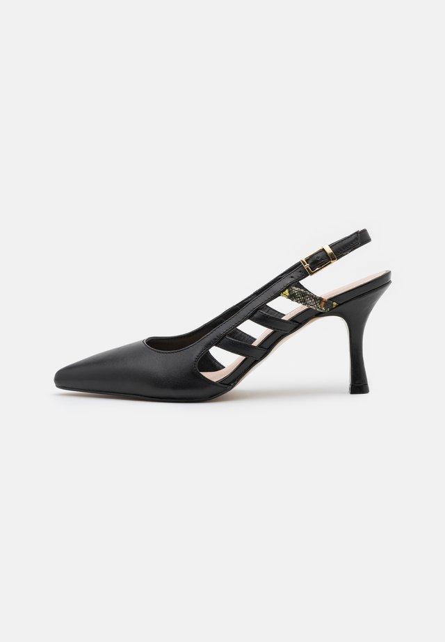 GIADA - High heels - nero