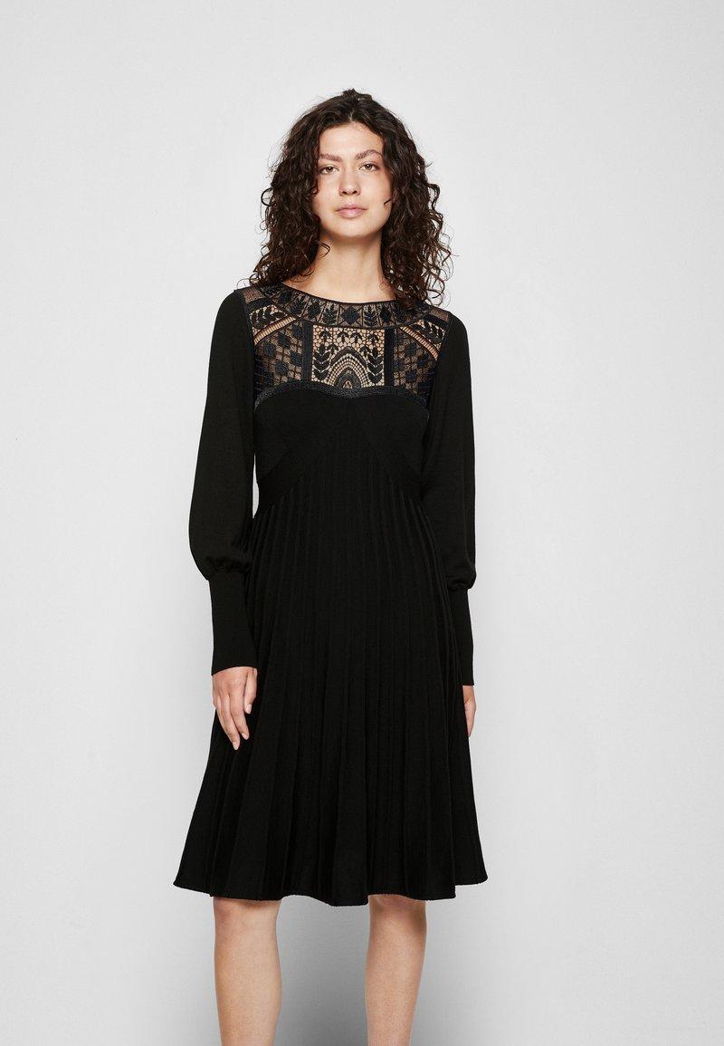 Alberta Ferretti - UNITARD - Cocktail dress / Party dress - black