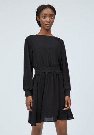 LILA - Day dress - black