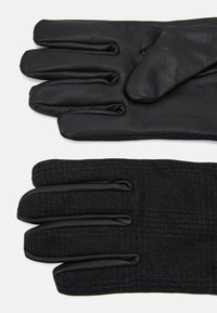 Jack & Jones - JACDAVID GLOVES - Gloves - grey - 1