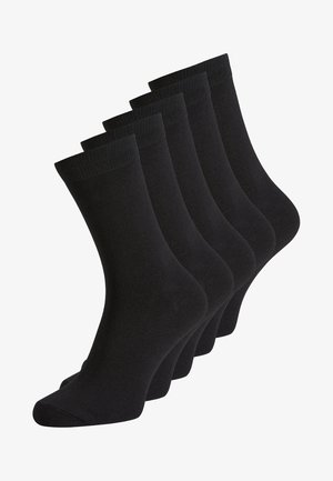 5 PACK - Sokker - black