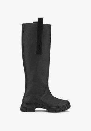 COUNTRY BOOT - Støvler - black