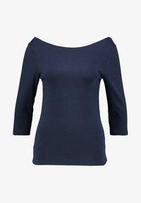 GAP - BALLET - Long sleeved top - true indigo - 3