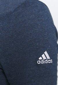 adidas Performance - T-shirts print - crname/white - 5