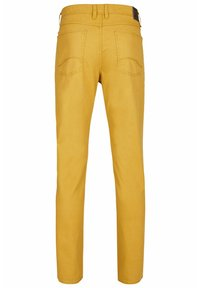Hattric - HUNTER STRUCTURE - Trousers - yellow - 2