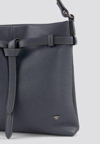 TOM TAILOR - LINA - Across body bag - dark blue - 2