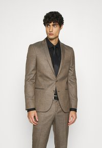 Viggo - BODON SUIT - Oblek - brown - 2