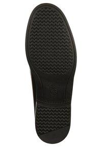 Geox - Elegantní nazouvací boty - black - 4