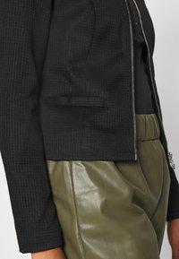 Vero Moda - Summer jacket - black - 4