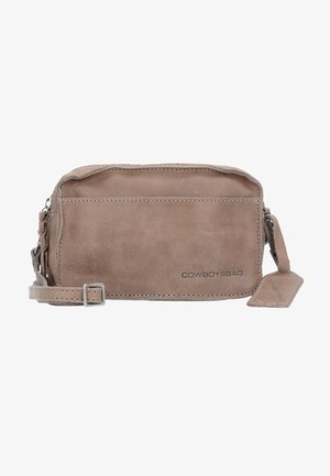FOLKESTONE  - Borsa a tracolla - light brown