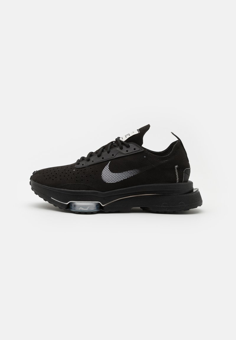 Nike Sportswear - AIR ZOOM TYPE UNISEX - Trainers - black/summit white/black
