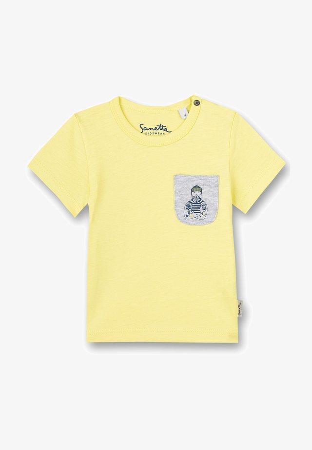 KIDSWEAR - BEACH CRAB - T-shirt print - gelb