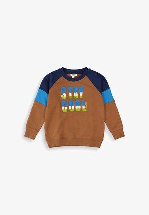 Sweatshirt - toffee
