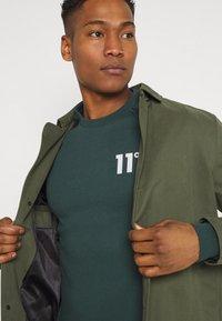11 DEGREES - CORE - Sweatshirt - darkest spruce grey - 3