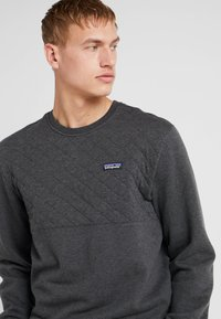 Patagonia - QUILT CREWNECK  - Sweatshirt - forge grey - 3