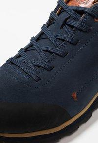 CMP - ELETTRA LOW SHOE WP - Hiking shoes - black/blue - 5