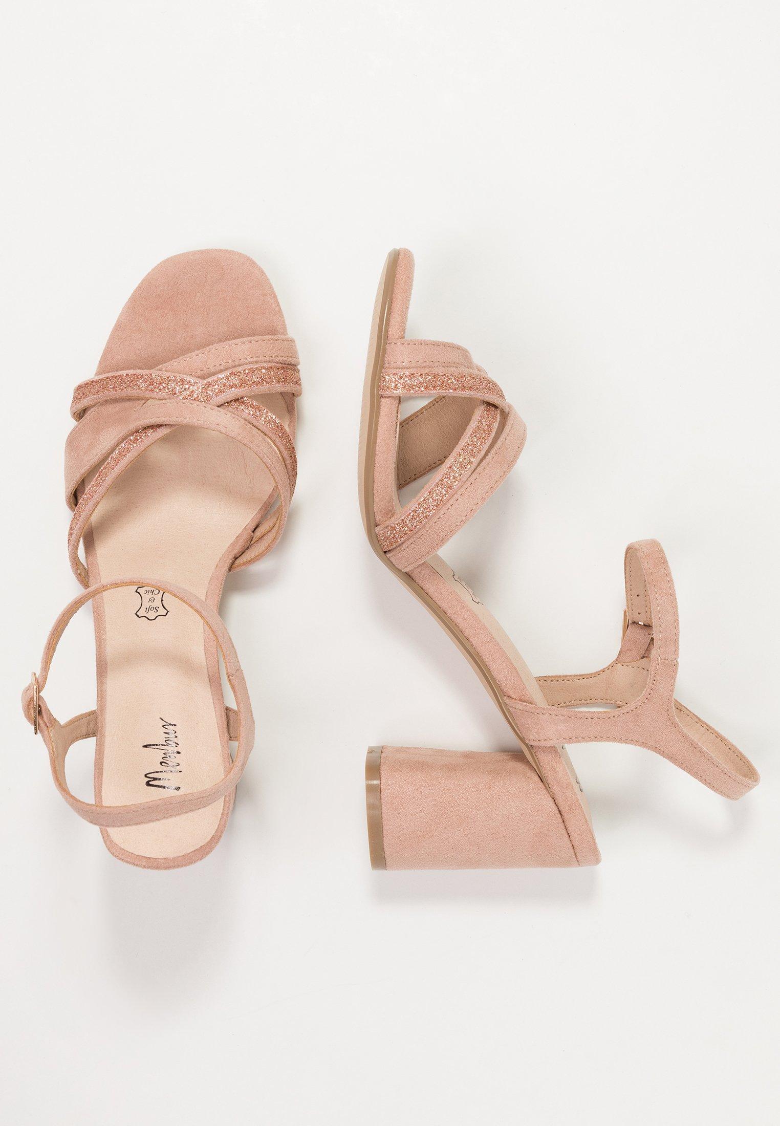 Menbur Sandaler - nude
