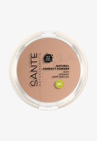 Sante - NATURAL COMPACT POWDER - Powder - 02 neutral beige - 0