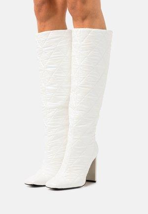 SNOWPUFF - Kozaki - other white