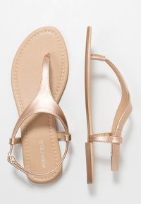 Anna Field - Flip Flops - rose gold - 3