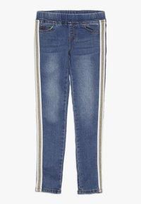 The New - MAZY GLEE PANTS - Slim fit jeans - blue denim - 0
