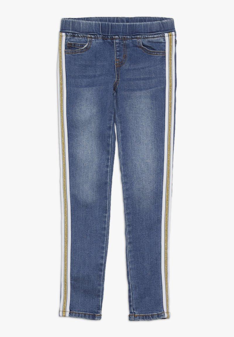 The New - MAZY GLEE PANTS - Slim fit jeans - blue denim