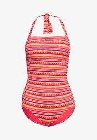 LASCANA - SWIMSUIT - Swimsuit - orange - 3
