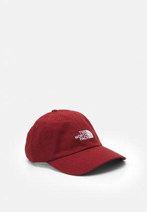 NORM HAT UNISEX - Cap - brick house red
