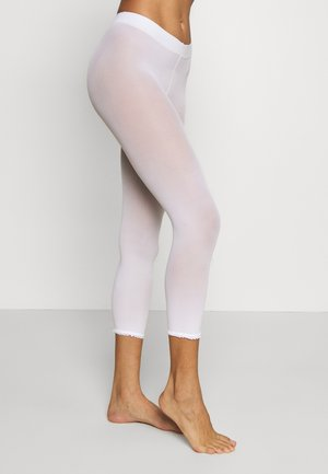 EASE - Leggings - white