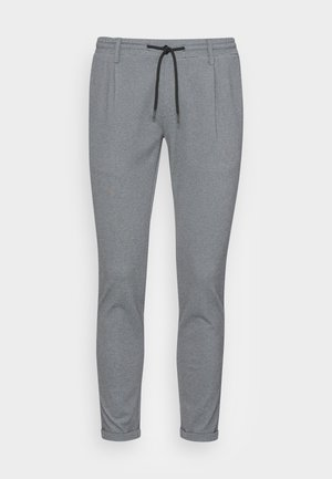 EBERLEIN WITH ROLLED UP - Chinos - grey mix