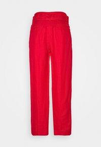 Lauren Ralph Lauren - PANT - Trousers - orient red - 1
