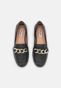 Dune London - GILMORE  - Įmautiniai batai - black - 5