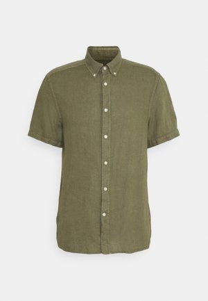 CLEAN SLIM - Camicia - lake green