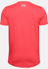 Under Armour - Print T-shirt - rush red - 1