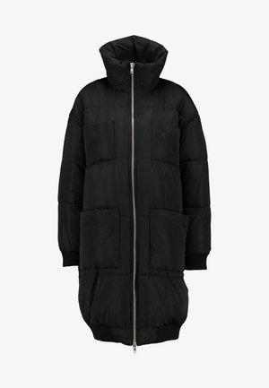 COAT HAILEY - Vinterkåpe / -frakk - black