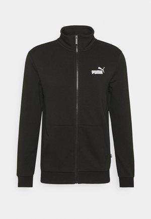 TRACK JACKET - Zip-up sweatshirt - black
