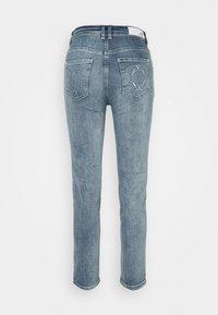 Patrizia Pepe - PANTALONI TROUSERS - Jeans Skinny Fit - blue - 1